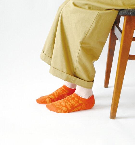 【フレンチブル French Bull】レーヨンコットン 靴下 テーブルソックス・11-18181-1851801【メール便可能商品】[M便 1/5]【レディース】【JP】【◎】