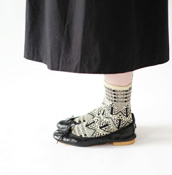 【フレンチブル French Bull】コットンレーヨン 靴下 グローブソックス・11-27181-1851801【メール便可能商品】[M便 3/5]【レディース】【JP】【◎】