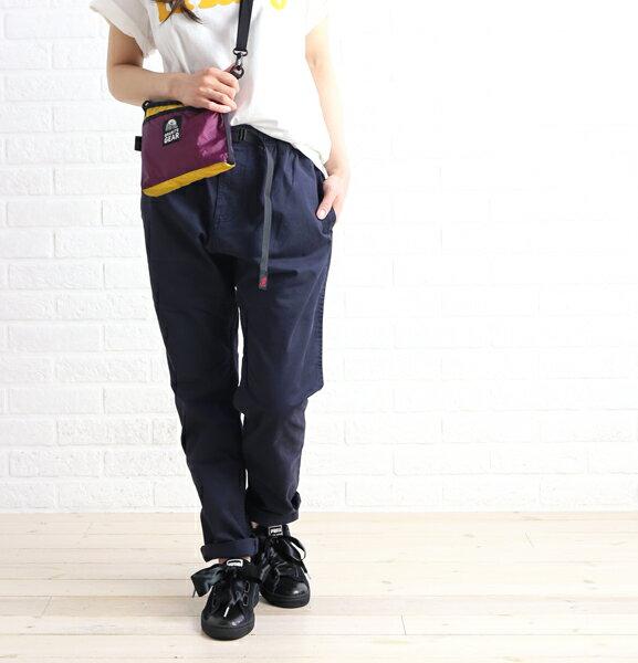 【グラミチ GRAMICCI】コットン混 フルレングス スリム パンツ NN-PANTS TIGHT FIT・8818-FDJ-2081801【レディース】【◎】