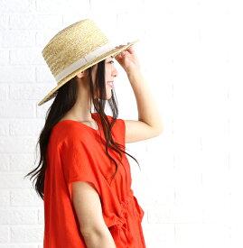 【ベネリ BENELLI】 グログラン ストローハット 帽子・C71-0241801【レディース】【1F】【last_1】【春夏アイテム】