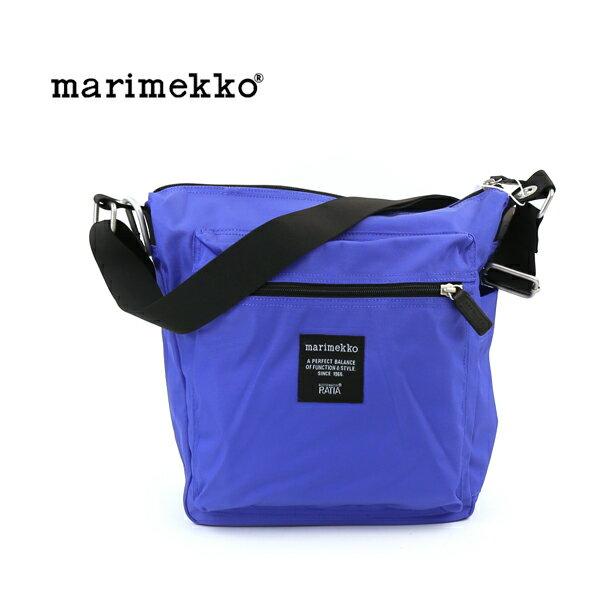 【マリメッコ marimekko】ナイロン ショルダーバッグ PAL・52189646020-0061801【メンズ】【レディース】【JP】【◎】