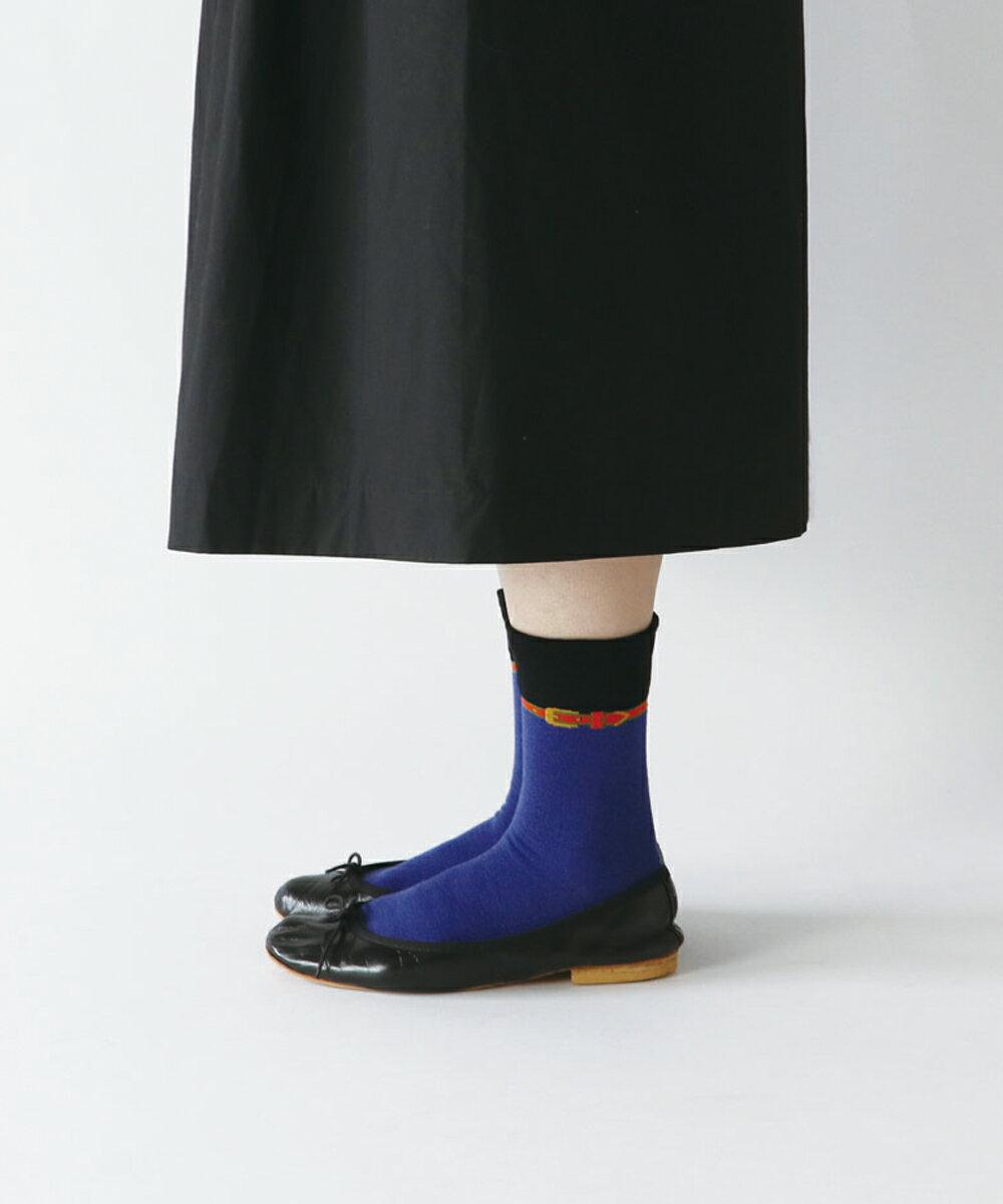 【フレンチブル French Bull】レーヨン混 靴下 レユールソックス・11-08182-1851802【メール便可能商品】[M便 3/5]【レディース】【JP】【◎】