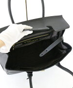 TOFF&LOADSTONE(トフアンドロードストーン)シュリンク型押しレザートートバッグビジネスバッグルーフボタンM・TM-1020