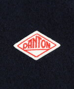 DANTON(ダントン)ウールモッサメンズシングルフードジャケット・JD-8455WOM