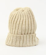 FrenchBull(フレンチブル)シルクコットン無地ニット帽帽子スピンワッチ・35-01191