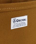 ORCIVAL(オーチバル・オーシバル)コットンキャンバス24oz帆布トートバッグキャンバスバッグ・RC-7042HVC