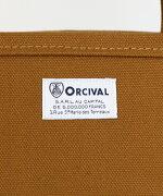 ORCIVAL(オーチバル・オーシバル)コットンキャンバス24oz帆布ミニトートバッグキャンバスバッグ・RC-7060HVC