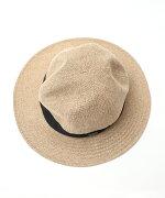 ORCIVAL(オーチバル・オーシバル)ラフィア風グログランハット帽子・RC-7146RLP