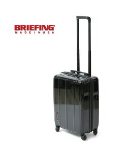 【ブリーフィング BRIEFING】ポリカーボネイト スーツケース ハードケース キャリーバッグ H-37 SD ・BRA193C25-4302001【メンズ】【レディース】【last_1】【旅行におススメITEM】