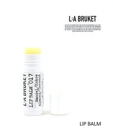【ラ・ブルケット L:A BRUKET】 リップバーム リップクリーム・LIPBALM-3172001【メール便可能商品】[M便 1/5]【レディース】【◎】
