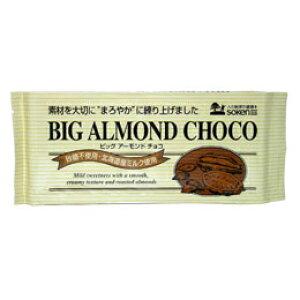砂糖不使用 ビッグアーモンドチョコ 400g 創健社