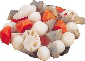 【送料無料】日岡商事 【冷凍】和風野菜ミックス 300g x2個セット