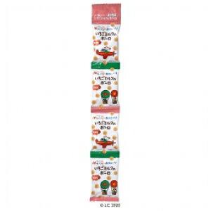 【送料無料】創健社 メイシーちゃん(TM)のおきにいり いちごミルクのボーロ  16g×4 x2セット
