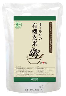 【メール便】有機玄米粥 200g