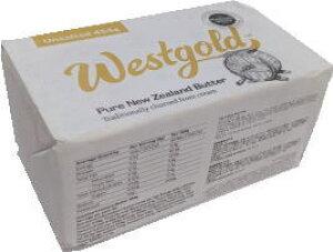 NZ産 グラスフェッドバター ウエストランド無塩ポンドバター 454g