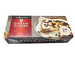 ムーンダラー クリームチーズブロック1kg×4個セット フレッシュ・クリームチーズ ムラカワ