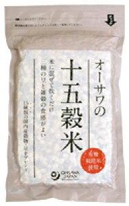 オーサワの十五穀米(国内産) オーサワジャパン 300g×6個