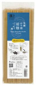 有機玄米細麺 パッタイ オーサワジャパン 150g×4個
