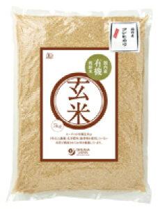 有機玄米(コシヒカリ)国内産 オーサワジャパン 5kg