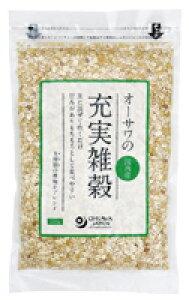オーサワの充実雑穀(国内産) オーサワジャパン 250g×6個