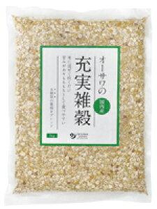 オーサワの充実雑穀(国内産) オーサワジャパン 1kg×10個