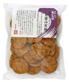 島醤油煎餅 オーサワジャパン 80g×4個