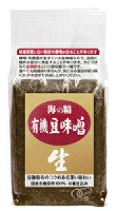 海の精 有機豆味噌 オーサワジャパン 1kg×4個