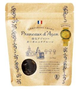 南仏アジャンのオーガニックプルーン(種付き) オーサワジャパン 200g×4個