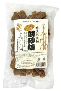 奄美 純黒糖餅砂糖 300g 奄美自然食本舗 オーサワジャパン