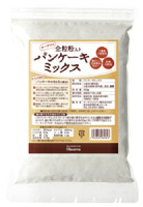 オーサワの全粒粉入りパンケーキミックス 400g オーサワジャパン