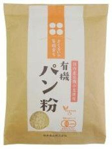 有機育ち・パン粉 100g 桜井 ムソー muso