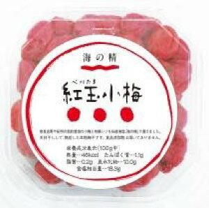 紅玉小梅 120g×4個 海の精