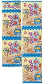 ミニ小魚スナック 10g×5 サンコー ムソー muso