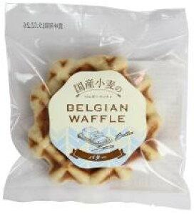 ムソー クロスロード 国産小麦のベルギーワッフル・バター 1個