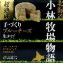 小林牧場物語 超熟成手づくりブルーチーズ(生タイプ)200g 新札幌乳業
