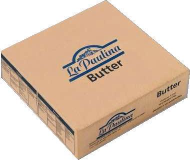 【新発売記念・アウトレット特価】Saputo無塩バター(アルゼンチン) 5kg 【冷凍】