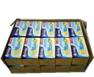 ニュージーランド産 グラスフェッドバター フォンテラ無塩ポンドバター 454gx20個(1ケース)【冷凍】