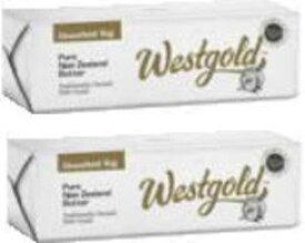 ニュージーランド産グラスフェッドバター 1kg 2個セット【冷凍】