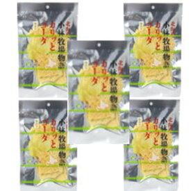 【お買い得5個セット】小林牧場物語 カリッとゴーダ 35gx5個セット 新札幌乳業