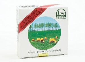 蒜山(ひるぜん)酪農 蒜山ジャージ?カマンベールチーズ 紙箱入り 125g