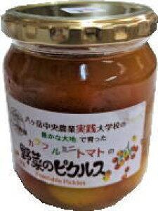 八ヶ岳農場 カラフルミニトマト野菜のピクルス 460g(固形270g)