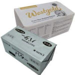 NZ産 グラスフェッドバター味比べセット(ウエストゴールド454gvsカルピス450g)【無塩・冷凍】
