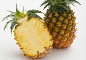 【フルヤの減農薬野菜】パイナップル 5S〜10S