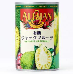 Alishan ジャックフルーツ缶詰  400gx10個セット