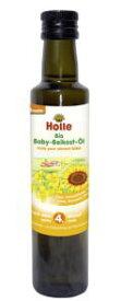 Holle(ホレ) 有機離乳食用オイル 250ml