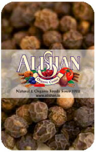 ブラックペッパー・粒 500gアリサン ALISHAN alishan