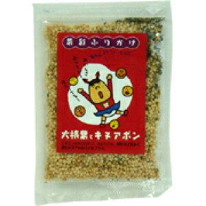 【送料無料(メール便)】菜彩ふりかけ 大根葉とキヌアポン 30g     いんやん倶楽部
