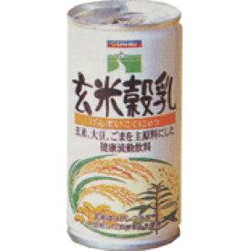玄米穀乳 190g 三育フーズ 恒食