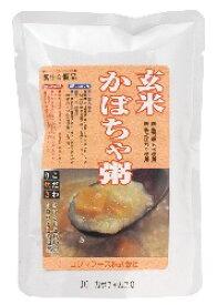 玄米かぼちゃ粥 200g コジマ ムソー muso