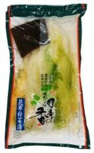 【冷蔵】昆布白菜漬 250g ムソー muso